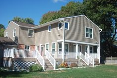 Addition and Expansive Deck