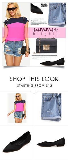 """""""shein"""" by amra-mak ❤ liked on Polyvore"""