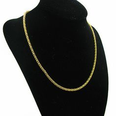 60pcs 42cm Wholesale Gold Tone Necklace Chains by aliyafang, $55.00