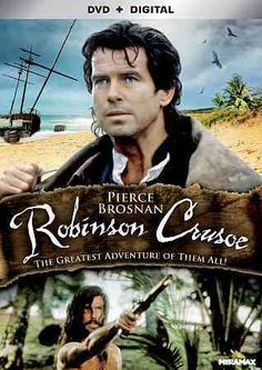 Pierce Brosnan stars as the title character in this made for television movie based on Daniel Defoe's classic novel. The film begins as Robinson is fleeing his native England after he killed a man in