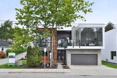 Ultra Modern House in Vancouver.