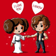 Cutest Couple in the Galaxy
