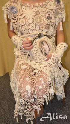 Платье Венчальное от AlisaSonya на Etsy