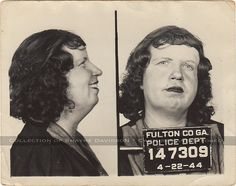 95 Best My Vintage Mugshot Collection Images In 2017 Mug Shots