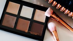 Reviewing the Anastasia Beverly Hills Cream Contour Kit in Fair today on my blog. And yes, it's light enough for all my pale ladies out there like me! http://www.lily-like.com/review-anastasia-beverly-hills-cream-contour-kit-fair/