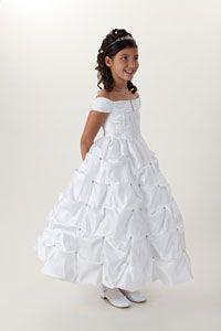 white dresses for holy communion