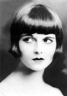 The forever lovely Louise Brooks.