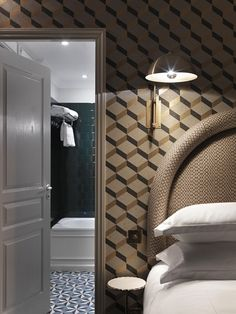 Hôtel Grand Pigalle à Paris par le décoratrice Dorothée Meilichzon 6