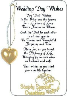 A Marriage Blessing - Google Search