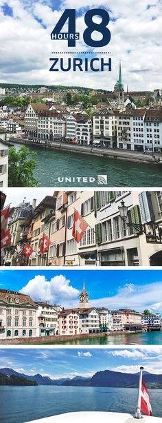 Guide to discovering Zurich, Switzerland