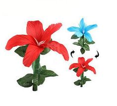 Free Shipping! Quick Color Changing Flowers- Magic Tricks, stage/close up,comedy,mentalism,Accessories   http://www.buymagictrick.com/products/free-shipping-quick-color-changing-flowers-magic-tricks-stageclose-upcomedymentalismaccessories/  US $21.00  Buy Magic Tricks