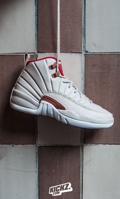 Jordan celebrates the Chinese New Year with a special edition of the Jordan  12 Retro. The  CNY  women s edition features premium Bamboo details 0c48579cbf