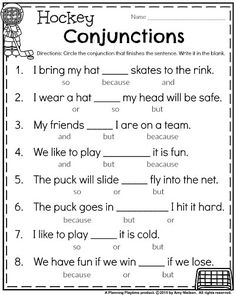 39 Best conjunctions images | Grammar lessons, Teaching ...