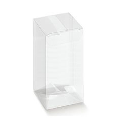 Scatola trasparente in PVC mm. 100x100x220  0,48 http://www.scatolediscount.it/product_info.php?cPath=61_62&products_id=694