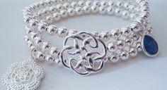 Aktuelles - GLANZBEREICH Handmade Jewellery Bracelets, Silver, Jewelry, Fashion, Sparkle, Bangles, Jewellery Making, Moda, Jewels