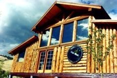 Log Cabin by Dorothy Ainsworth http://www.cabinbuilds.net/log-build-by-dorothy-ainsworth