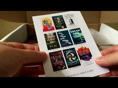 V Family Fun: Illumicrate Unboxing - August 2017