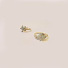 #rings  #handpainting  #silver #gold #pearls #stones  – #collection FORMA & MATERIA www.judesign.eu