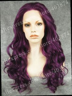 Collection Here Charlotte Tomori Nao 70cm Long Curly Wavy Cosplay Wig For Women Female High Quality Heat Resistant Synthetic Hair Purple Anime 100% Original Back To Search Resultsnovelty & Special Use