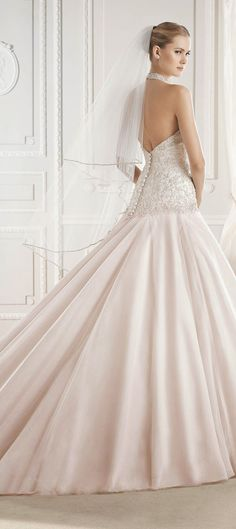 La Sposa Barcelona 2015 Bridal Collections   bellethemagazine.com