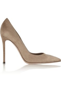 Gianvito Rossi - such a wonderful color - will go with so many different things!  A must in any wardrobe.