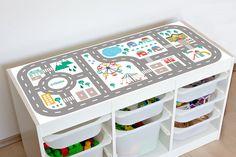 Trofast Ikea, Ikea Duktig, Toddler Playroom, Ikea Kids Bedroom, Kids Playroom Storage, Ikea Playroom, System Furniture, Selling Furniture, Toy Rooms
