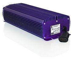 600 watt 120 volt electronic ballast lumatek