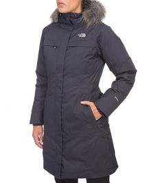 The North Face Women's Arctic Parka – Waterproof Insulated Jacket 550 down