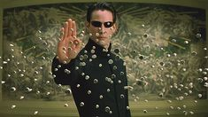 Twenty years ago, when The Matrix hit cinemas, everyone would have agreed that Keanu Reeves was at the top of his game. Since then, Keanu seems to have climbed Matrix Film, The Matrix Movie, Keanu Charles Reeves, Keanu Reeves, John Wick, Carrie Anne, Anne Moss, The Wachowskis, Man In Black