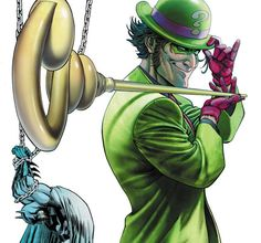 Batman: Arkham Asylum: resuelve el Acertijo