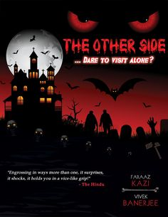 The official cover of 'The Other Side.' Releasing November 2013.