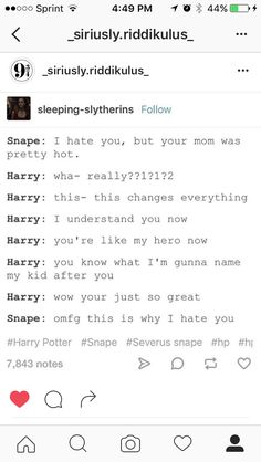 Harry your logic is hilarious. What if when Albus turns 17, he changes his name to something that actually makes sense with Harry's story like Remus