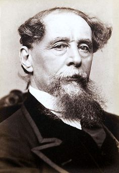 Charles Dickens (1812 - 1870) Victorian author whose works include several masterpieces including 'Oliver Twist', 'A Christmas Carol', 'A Tale of Two Cities' and 'The Pickwick Papers'.
