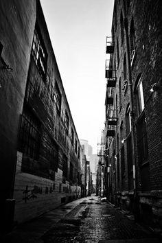 Dark Alley Fine Art - Seattle Wa