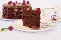 Iata un tort de ciocolata si zmeura complex plin de arome delicioase: branza si crema de lamai ciocolata zmeura . Nu se poate sa il ratati. http://ift.tt/2xhmJQw