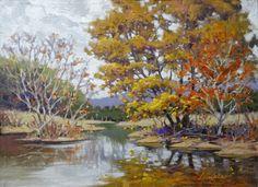Landscape Artists International: Jimmy Longacre_subjective realist landscape paintings_THE 80/20% APPROACH