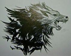 Resultado de imagen de katana hueso lobo