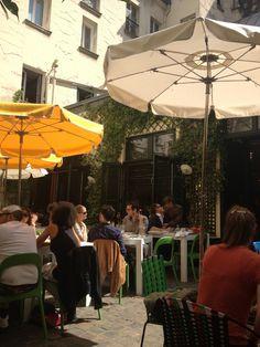 Read about Derriere To Go here: http://www.decadentdrifter.com/derriere/ #paris #blog #restaurant #review