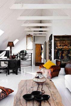 Shared >> Modern Beach Style Interior Design #follow