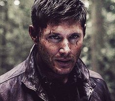 I loved how they did purgatory. And if you could cover Jensen in blood and dirt…