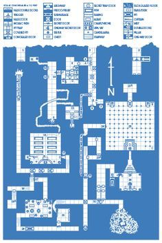 Image result for dungeon and dragons classic maps