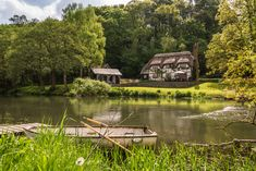 Enjoy boutique luxury at Undercastle Cottage - New Forest. Boutique Retreats, Double Glass Doors, Cathedral City, Over The River, New Forest, Luxury Holidays, House Goals, Maine House, Exterior Design