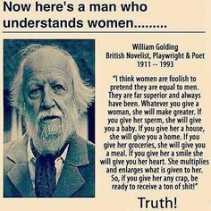 #women #men #equal #superior #truth #williamgolding http://quotags.net/ipost/1648848226567467109/?code=Bbh4rnhFjBl