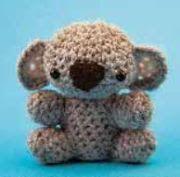Free Amigurumi Patterns: koala
