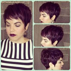 Latest Layered Pixie Cuts You will Love - Love this Hair
