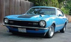 4 Ford Maverick leyenda 2012 muchas fotos mas news
