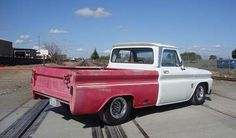 1964 Chevy C10 SWB Fleet