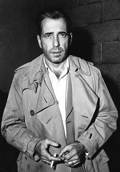 #Humphrey Bogart