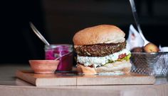 Slik lager du Smalhans' vegetarburger - DN.no
