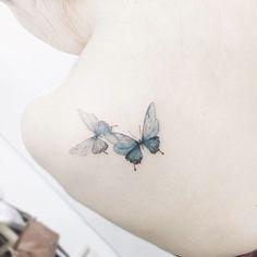 10.9 k mentions J'aime, 81 commentaires – 타투이스트 꽃 (@tattooist_flower) sur Instagram : « #tattoo#tattoos#tattooing#tattooart#butterfly#butterflies… »